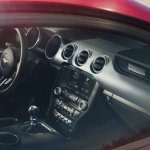 2015 Ford Mustang dashboard leaked press shot