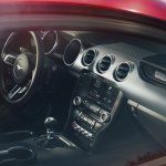 2015 Ford Mustang official cabin