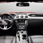 2015 Ford Mustang official interiors