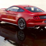 2015 Ford Mustang official rear quarter