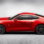 2015 Ford Mustang official side