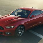 2015 Ford Mustang official