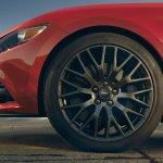 2015 Ford Mustang wheel leaked press shot