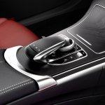 2015 Mercedes C-Class AMG Line Avantgarde touchpad