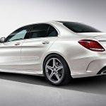2015 Mercedes C Class AMG Line