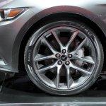 2015 Mustang Convertible live alloy wheel