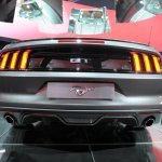 2015 Mustang Convertible live taillight