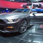 2015 Mustang Convertible live