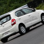2016 Toyota Etios Facelift rear