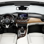 BMW Z4 Pure Fusion Design dashboard