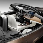 BMW Z4 Pure Fusion Design interior