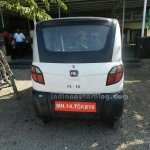 Bajaj RE60 caught rear