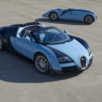 Bugatti Veyron Jean-Pierre Wimille edition