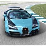 Bugatti Veyron Jean-Pierre Wimille front quarter