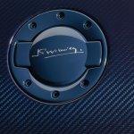 Bugatti Veyron Jean-Pierre Wimille fuel cap