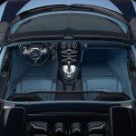 Bugatti Veyron Jean-Pierre Wimille interior