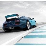 Bugatti Veyron Jean-Pierre Wimille rear