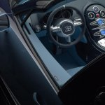 Bugatti Veyron Jean-Pierre Wimille steering