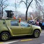Dacia Duster Army rear