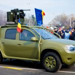 Dacia Duster Army side