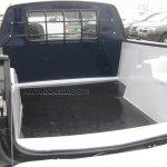 Dacia Duster Pickup spied loading bay 3