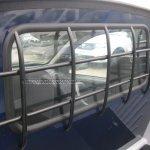 Dacia Duster Pickup spied rear window