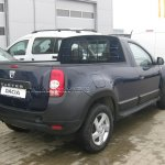 Dacia Duster Pickup spied taillight