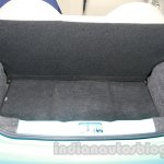 Datsun Go Delhi Roadshow boot space