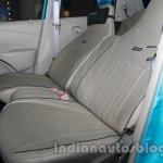 Datsun Go Delhi Roadshow front seats