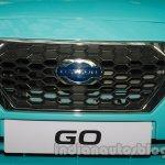 Datsun Go Delhi Roadshow grille