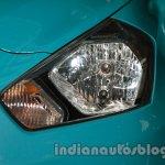 Datsun Go Delhi Roadshow headlight