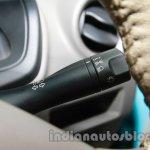 Datsun Go Delhi Roadshow indicator stalk