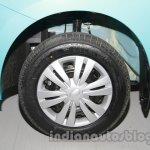 Datsun Go Delhi Roadshow wheel