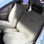 Datsun Go front interior from Mumbai roadshow
