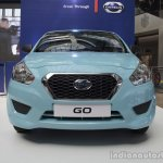 Datsun Go front view from Mumbai roadshow