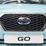 Datsun Go grill from Mumbai roadshow