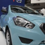 Datsun Go headlamp from Mumbai roadshow