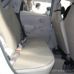 Datsun Go rear interior from Mumbai roadshow