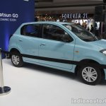 Datsun Go side from Mumbai roadshow