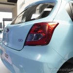 Datsun Go tail lamp from Mumbai roadshow
