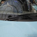 Datsun Go windshield wiper from Mumbai roadshow