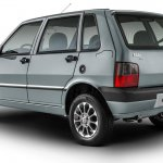 Fiat Grazie Mille rear quarter