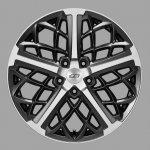 Honda Vezel Mugen alloy wheel
