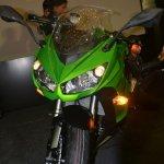 Kawasaki Ninja 1000 India launch front view