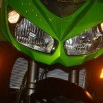 Kawasaki Ninja 1000 India launch headlamp