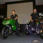 Kawasaki Ninja 1000 and Kawasaki Z1000 launched in India