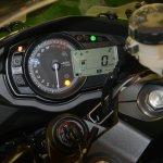 Kawasaki Ninja 1000 instrument console