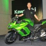 Kawasaki Ninja 1000 launched in India