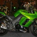Kawasaki Ninja 1000 profile