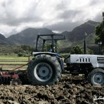 Lamborghini CROSS tractor official image